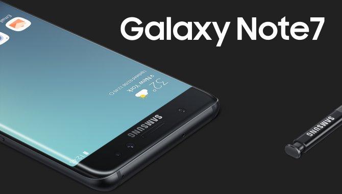 Galaxy Note 7: Slår rekorden for forudbestillinger