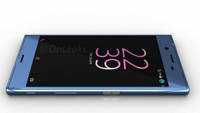 Er det her den næste mobil fra Sony –  Xperia XR?