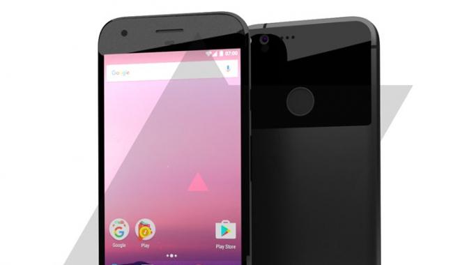 Nexus-rygter: Fingersensor med smart swipe – Ny blå farve