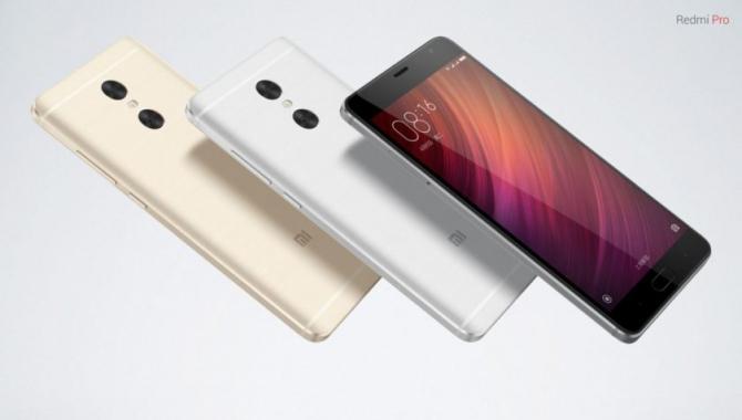 Xiaomi lancerer ny stærk budgetmobil – Xiaomi Redmi Pro