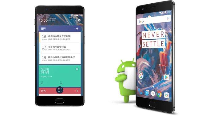 Rygte: OnePlus forener OxygenOS og HydrogenOS i år