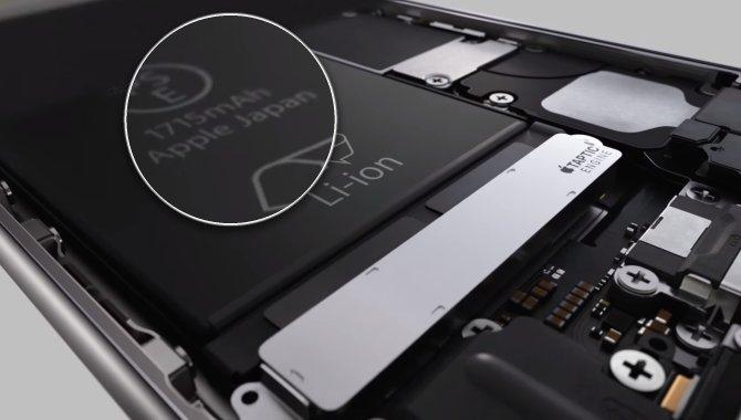Rygte: iPhone 7 får et 14 % større batteri på 1.960 mAh