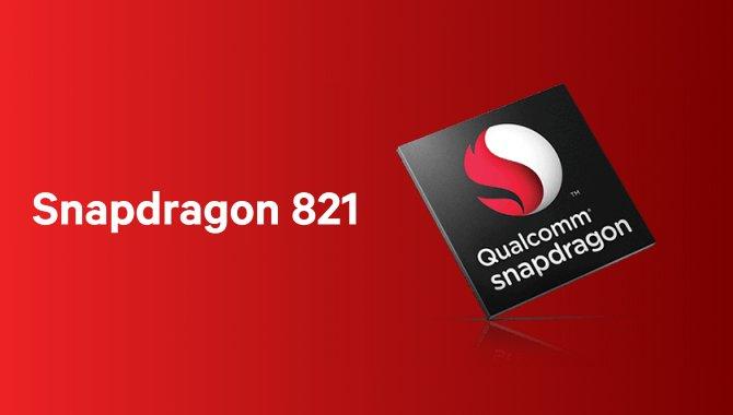 Qualcomm lancerer Snapdragon 821: 10 % hurtigere end 820