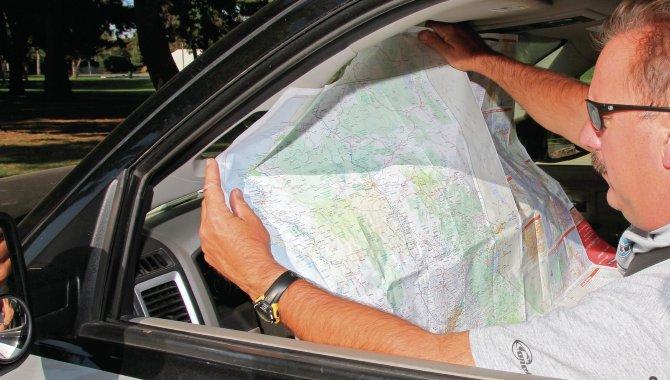 Hvad bruger du som navigation til rejsen? [AFSTEMNING]
