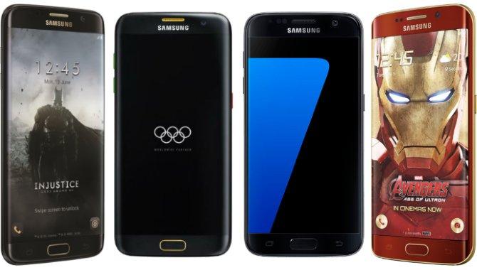 Galaxy S7 sikrer Samsung det højeste overskud i to år