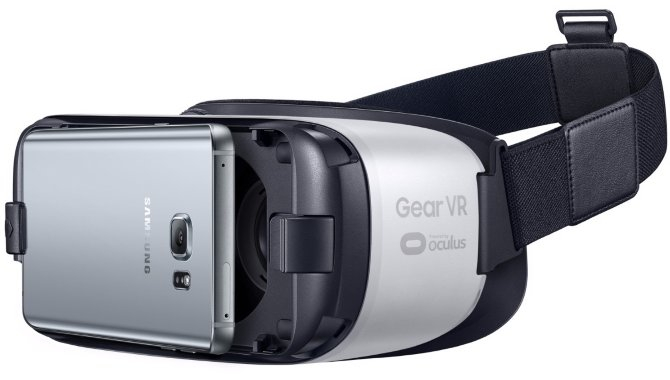 Samsung på vej med Note 7-kompatibelt Gear VR-headset