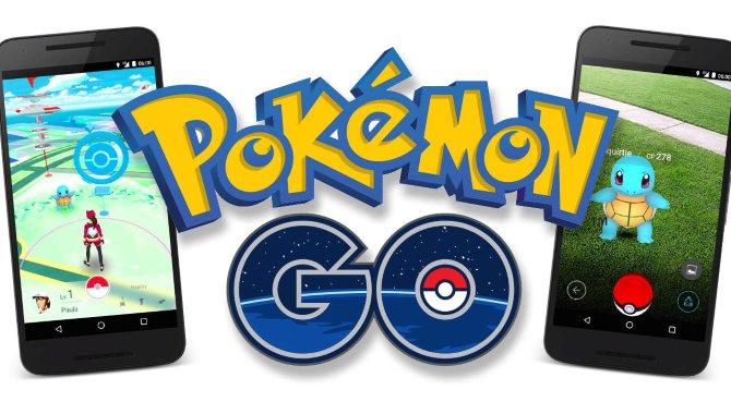 Spillet Pokémon Go er nu ude til iOS og Android