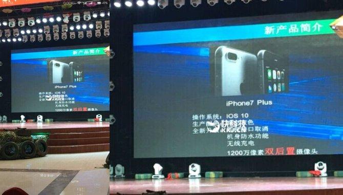 iPhone 7 får trådløs opladning og bliver vandafvisende