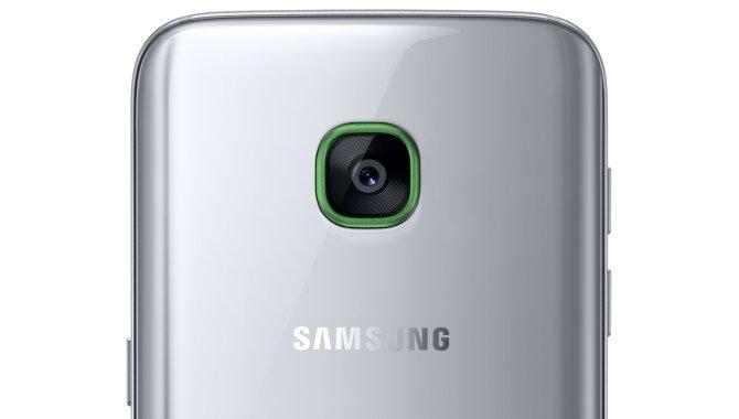 Samsung-smartphones får lysende LED-ring på bagsiden