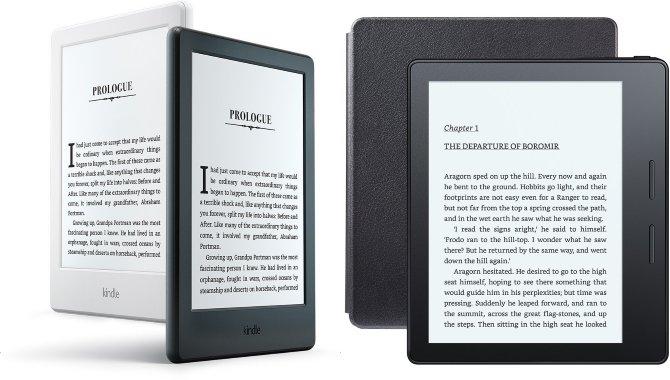 Amazon lancerer to nye Kindle-e-bogslæsere