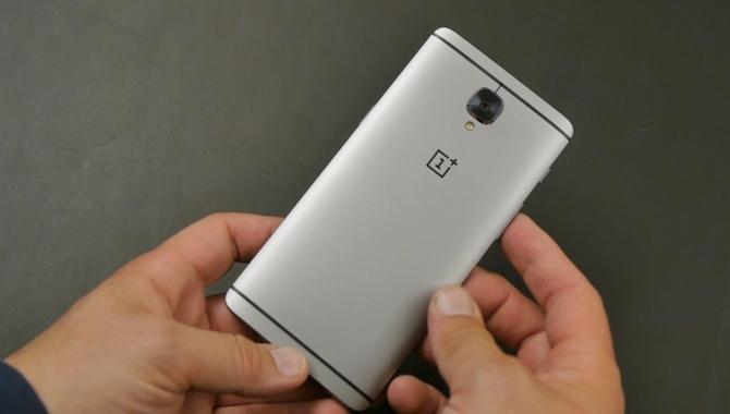 Første kig: OnePlus 3 hands-on [WEB-TV]