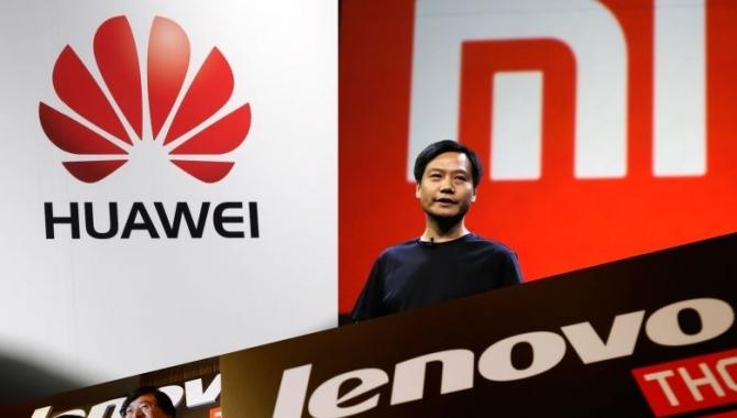 Kinesiske producenter erobrer mobilmarkedet