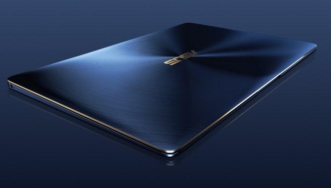 ASUS ZenBook 3: Kraftigere, tyndere og lettere end MacBook