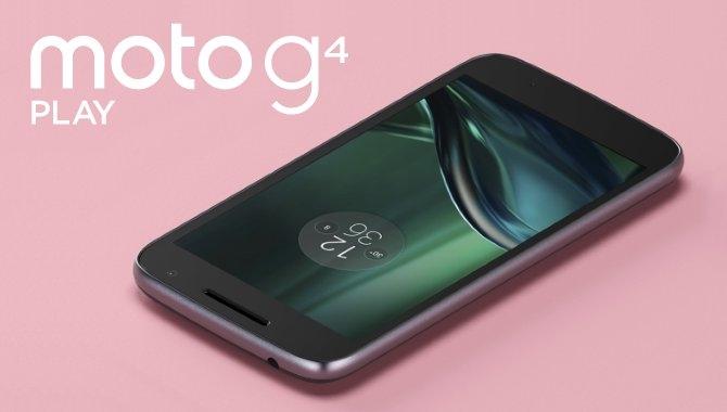 Motorola lancerer en endnu billigere Moto G4 Play