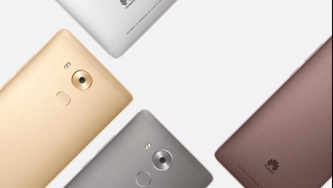 Huawei Mate 8: Stor telefon med lang standby-tid [BRUGERTEST]