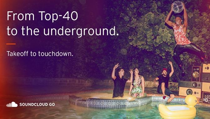 Streaming-app'en SoundCloud Go får europæisk debut