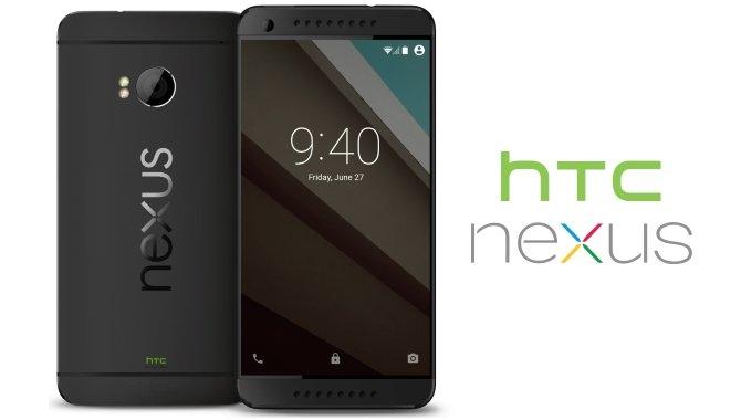 To Nexus-smartphones fra HTC på vej: Nexus M1 og S1