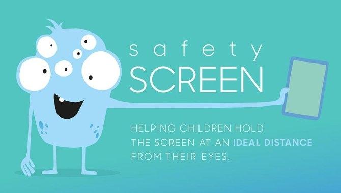Ny app fra Samsung hjælper børn med at beskytte øjnene