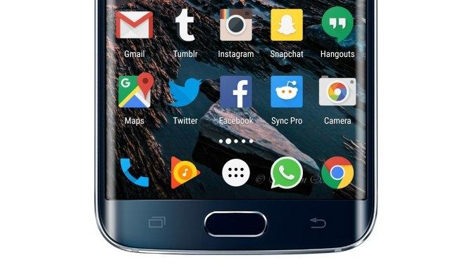 Guide: Giv Android i Samsung Galaxy S6 og S7 et Nexus-design