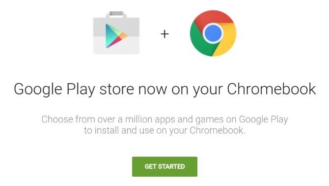 Alle Android-apps kommer snart til Chromebook-computere