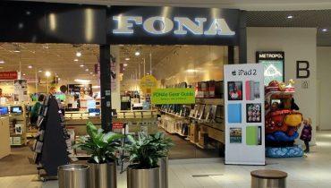 Elgiganten opkøber og overtager Fona