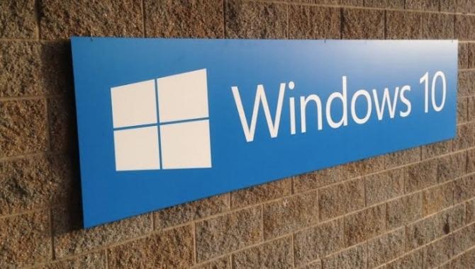 Her er nyhederne i næste Windows 10 opdatering