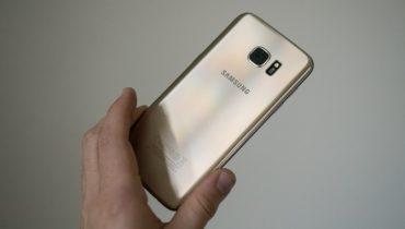Samsung Galaxy S7 Edge: Samsungs bedste nogensinde [TEST]