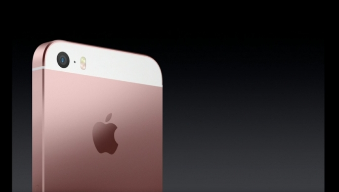 Apple iPhone SE – en kraftig mini-iPhone