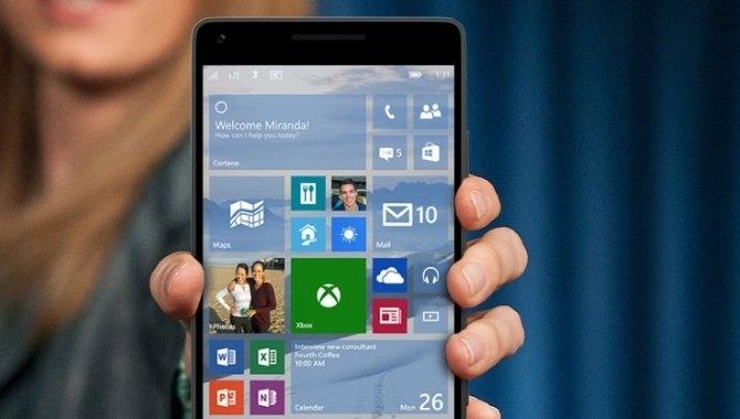 Windows 10 begynder udrulning til flere mobiler