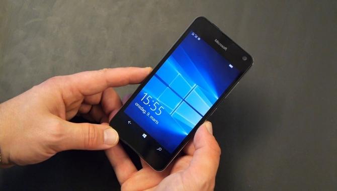 Microsoft Lumia 650 – første kig [WEB-TV]