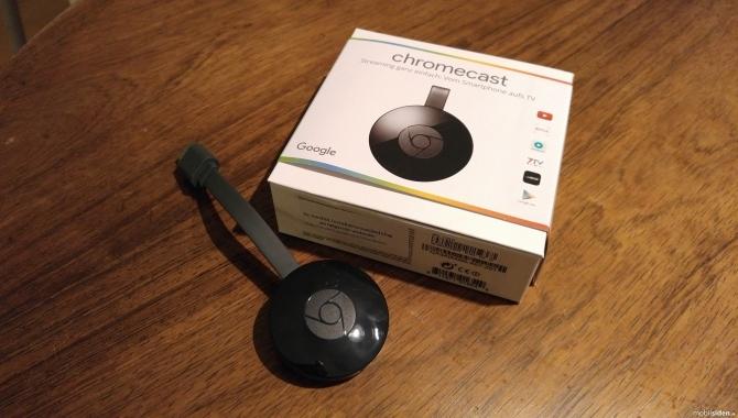 Anmeldelse af Google Chromecast 2 [TEST]