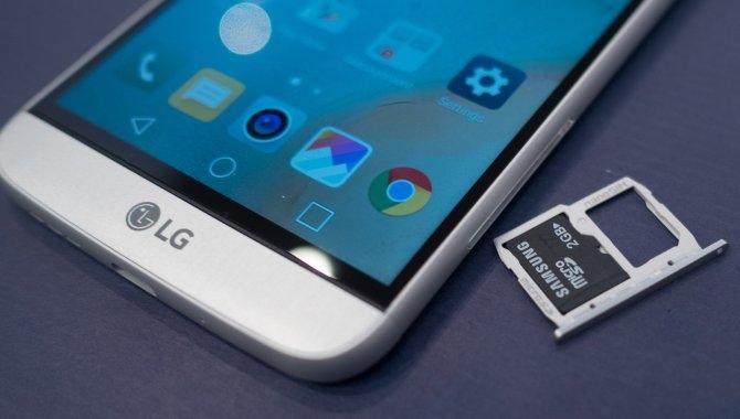 Lagerplads og microSD kan ikke slås sammen i Galaxy S7 og LG G5