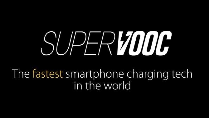 Oppo lancerer verdens hurtigste opladning af smartphones