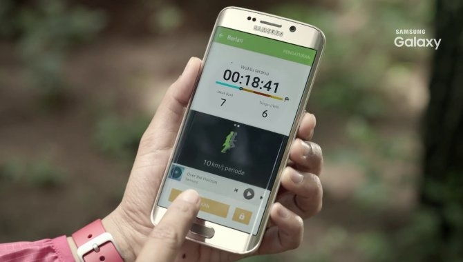 Samsung Galaxy S7 afsløret i lækket reklamefilm