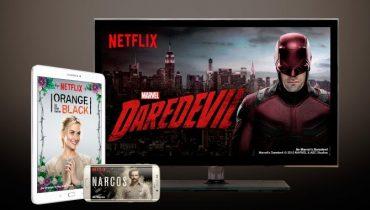 Gratis Netflix hos teleselskabet 3 var en stor succes