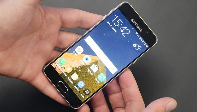 Samsung Galaxy A3 – kompetent midrange [WEB-TV]