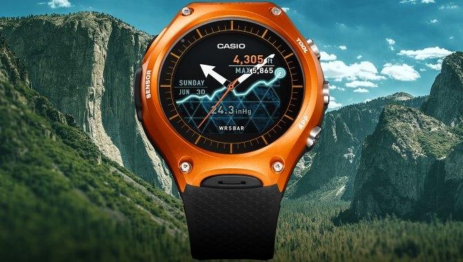Casio lancerer hårdført Android Wear-smartwatch
