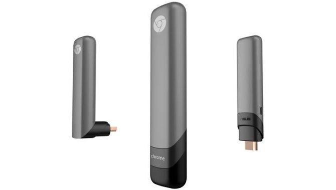 ASUS' Chromebit-minicomputer kommer til Danmark