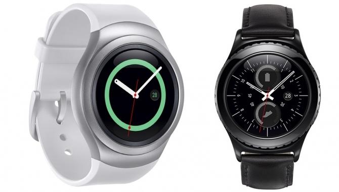 Samsung Gear S2 klar til salg i Danmark