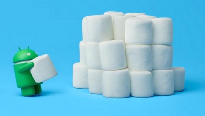 Google 6.0 Marshmallow spreder sig så småt