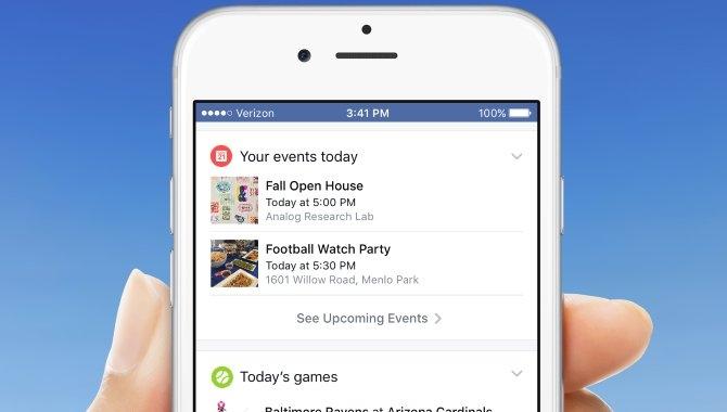 Facebook-notifikationer til Android og iOS bliver smartere