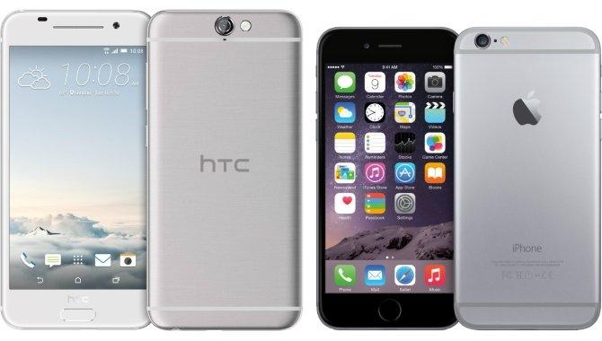 HTC-direktør: Det er Apple, der kopierede vores design