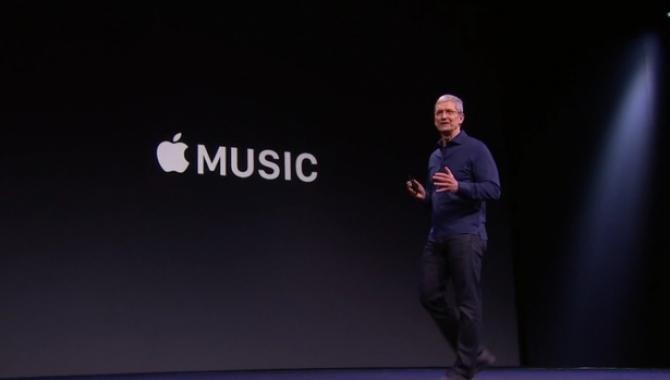 Apple Music haler ind på Spotify