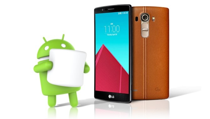 LG G4 får Android 6.0 Marshmallow i næste uge
