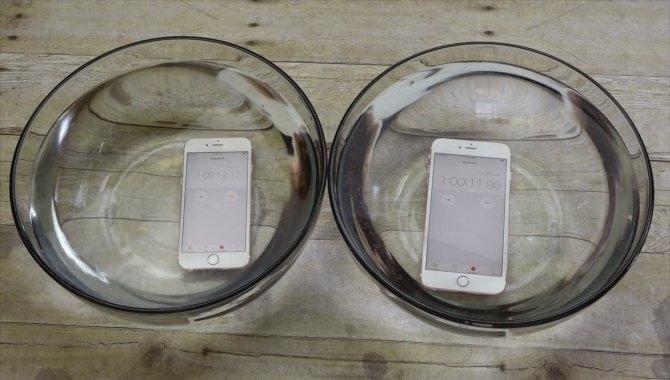 iPhone 6s og 6s Plus gemmer på vandtætte egenskaber