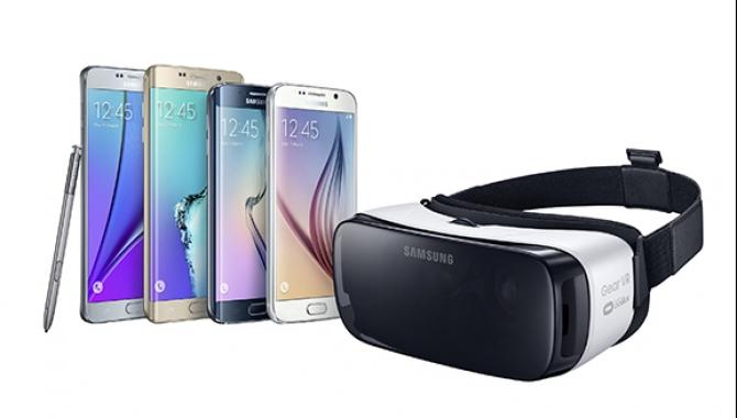 Samsungs VR-brille snart klar til forbrugerne
