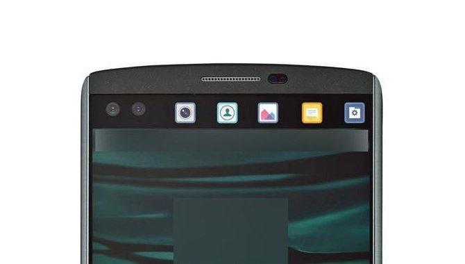 Sådan fungerer den kommende LG V10 med to skærme