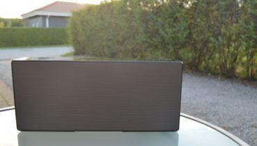 Sony SRS-X77 – Lækker lydkasse med formidabel finish [TEST]