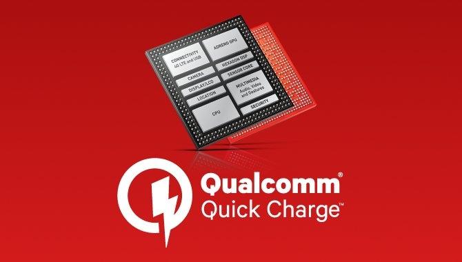 Quick Charge 3.0 oplader din smartphone endnu hurtigere