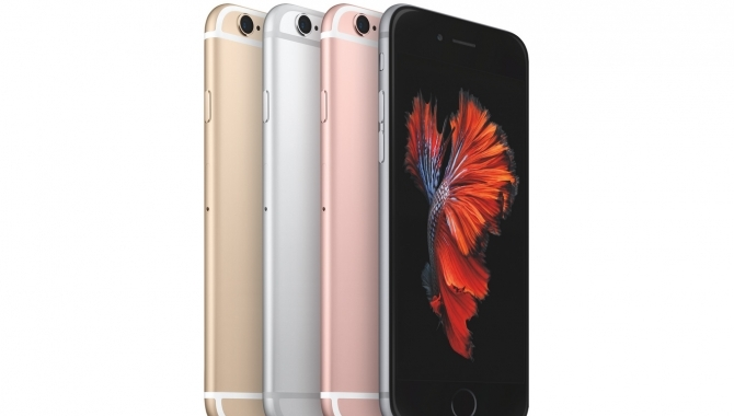 Apple iPhone 6S og 6S Plus – Her er nyhederne